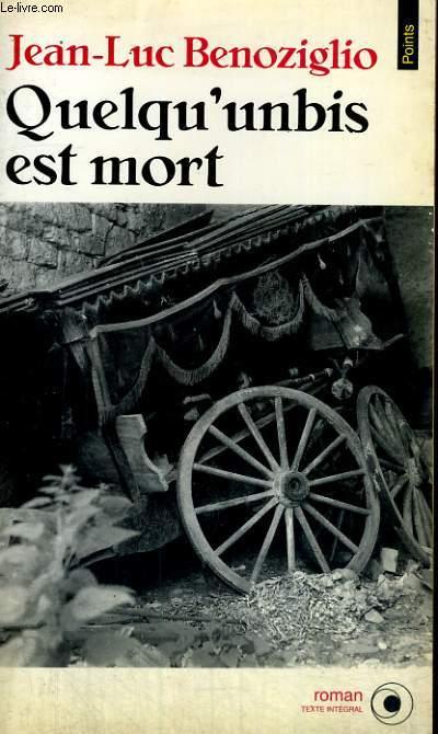QUELQU'UNBIS EST MORT - Collection Points Roman R618