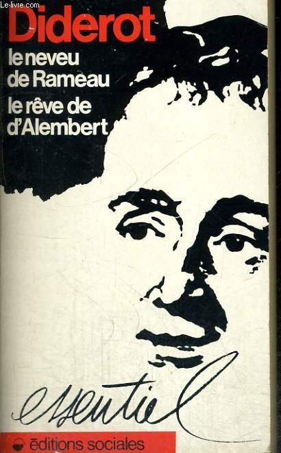 LE NEVEU DE RAMEAU, LE REVE DE D'ALEMBERT