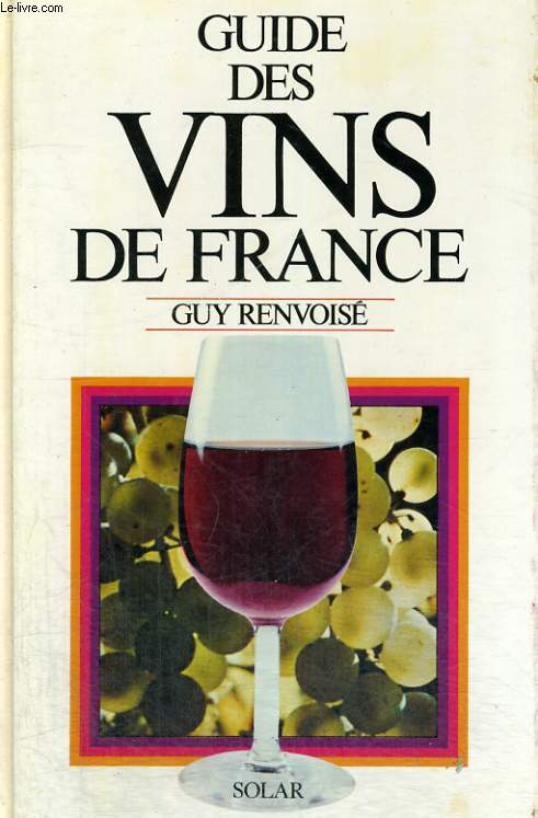 GUIDE DES VINS DE FRANCE