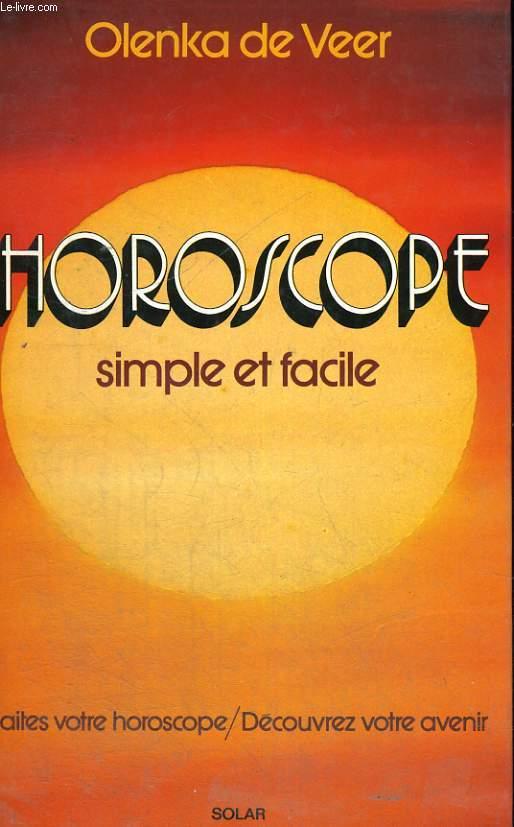 HOROSCOPE SIMPLE ET FACILE