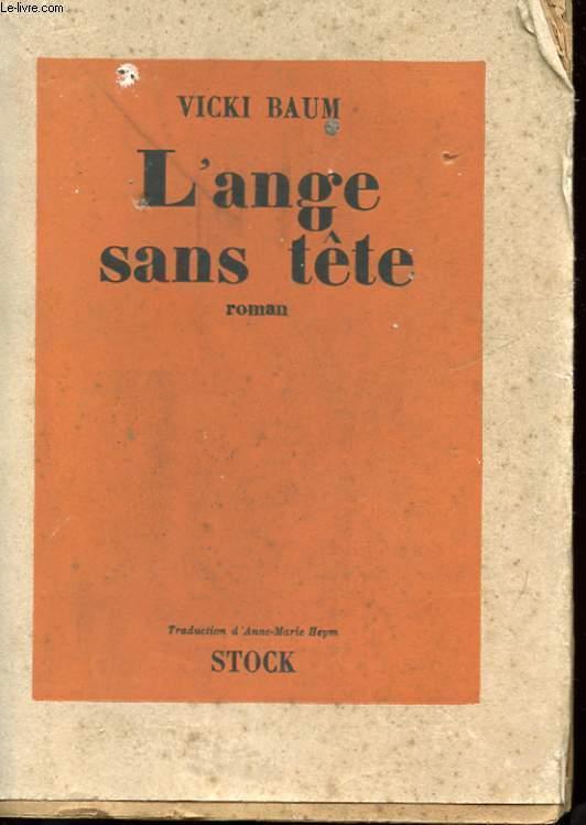 L'ANGE SANS TETE
