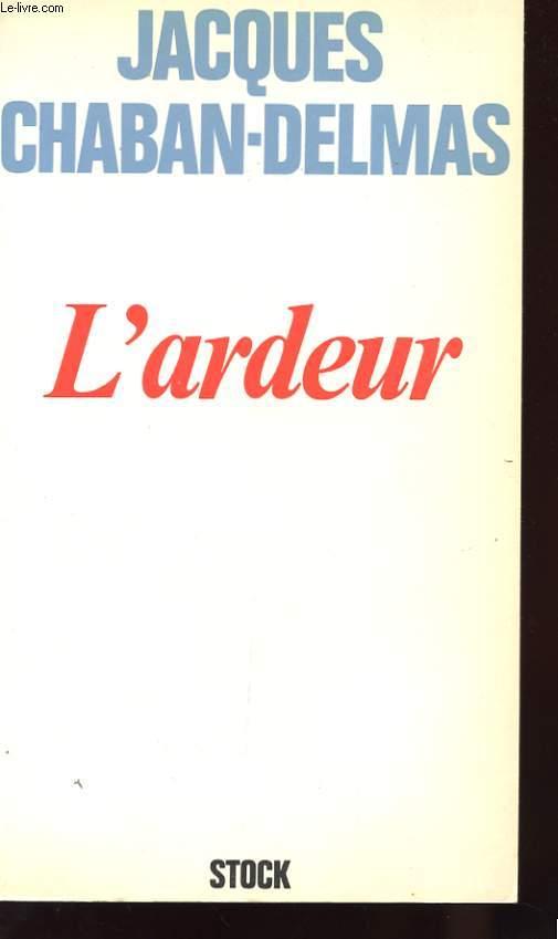 L'ARDEUR