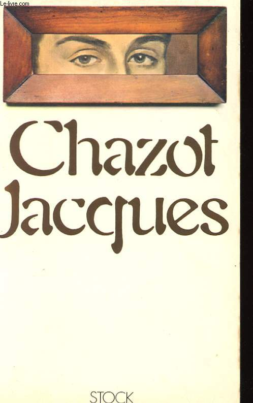 JACQUES CHAZOT
