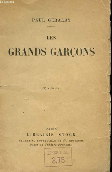 LES GRANDS GARCONS