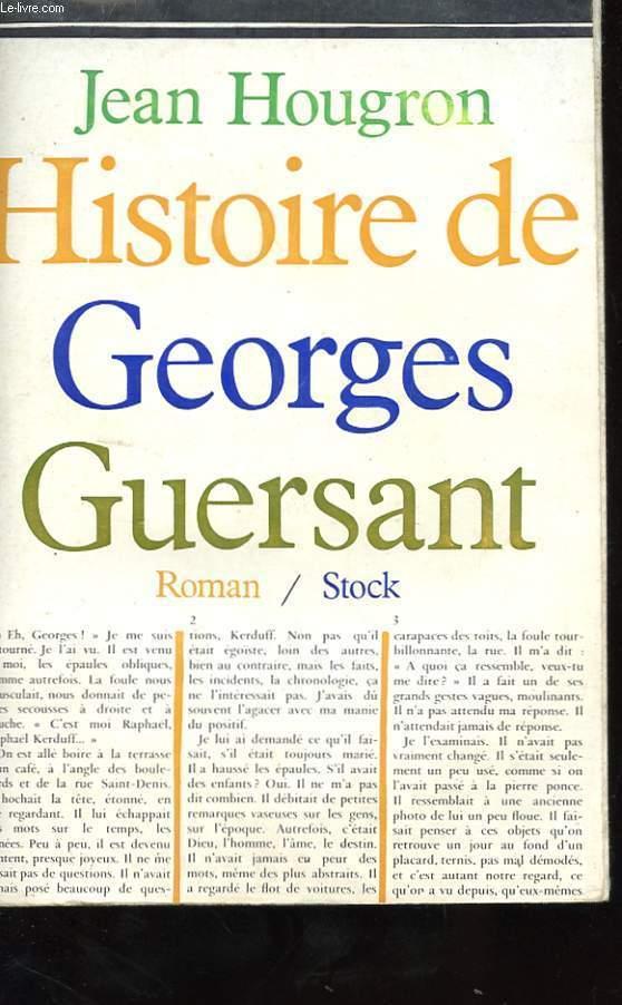 HISTOIRE DE GEORGES GUERSANT