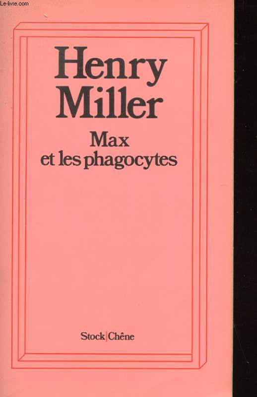 MAX ET LES PHAGOCYTES