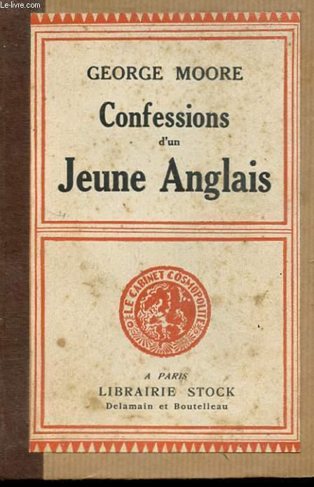 CONFESSIONS D'UN JEUNE ANGLAIS