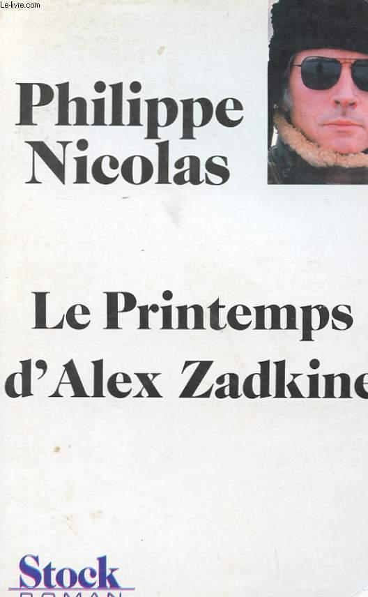 LE PRINTEMPS D'ALEX ZADKINE