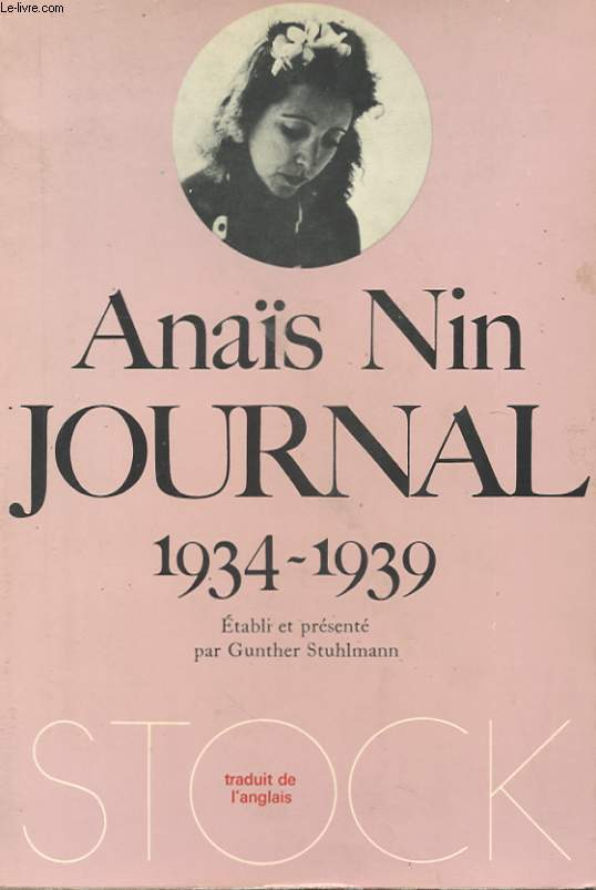 JOURNAL 1934-1939 - TOME 2