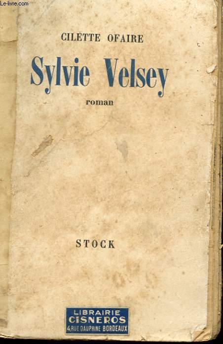SYLVIE VELSEY