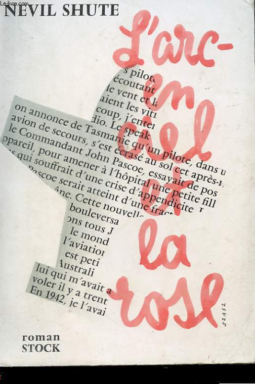 L'ARC-EN-CIEL ET LA ROSE