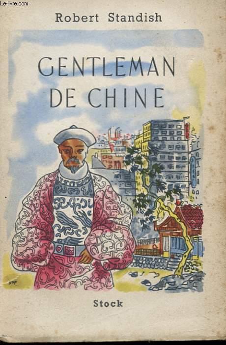 GENTLEMAN DE CHINE