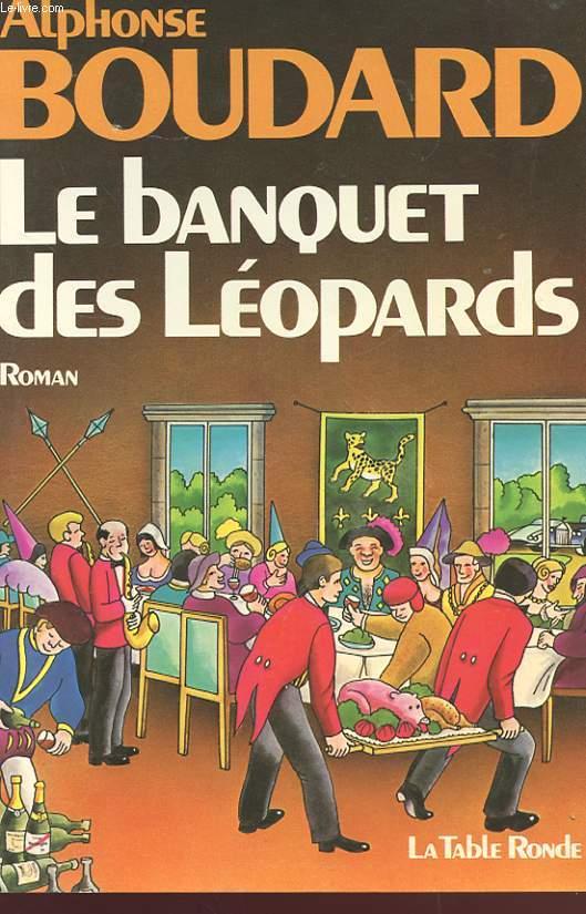 LE BANQUET DES LEOPARDS