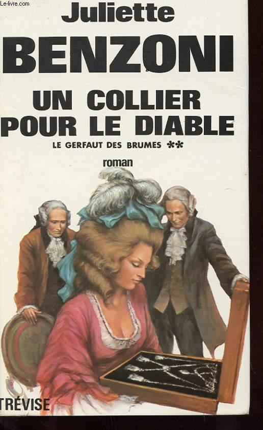 LE GERFAUT DES BRUMES - TOME 2 - UN COLLIER POUR LE DAIBLE