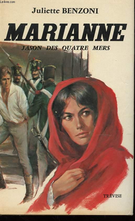 MARIANNE - JASON DES QUATRE MERS