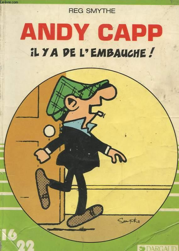 ANDY CAPP - IL Y A DE L'EMBAUCHE