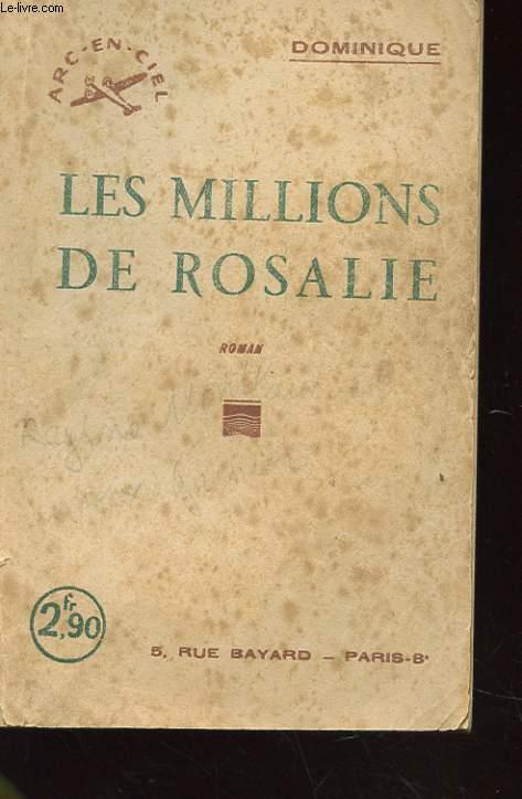LES MILLIONS DE ROSALIE
