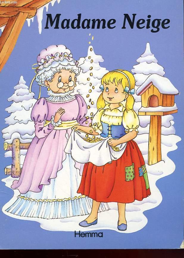 Madame Neige De Barnabe J Achat Livres Ref R160104546 Le Livre Fr