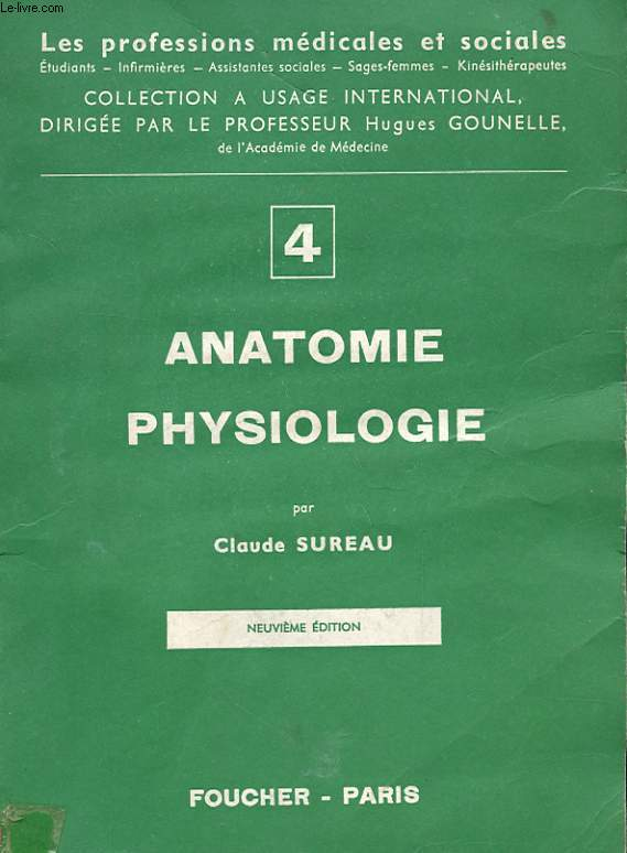 ANATOMIE PHYSIOLOGIQUE N°4