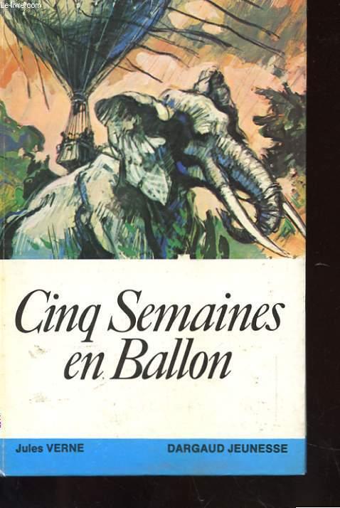 CINQ SEMAINE EN BALLON N° 15