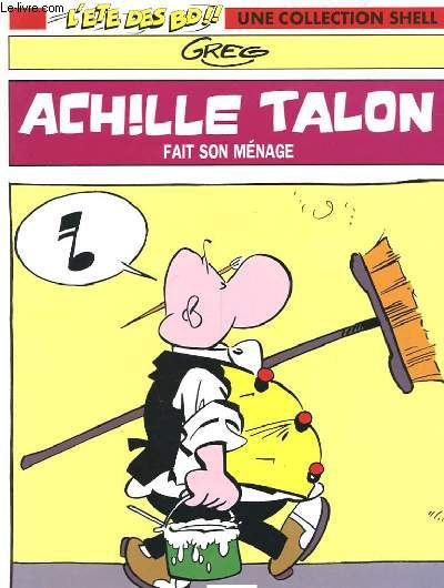 ACHILLE TALON FAIT SON MENAGE N° 2