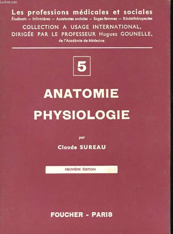 ANATOMIE PHYSIOLOGIE N°5