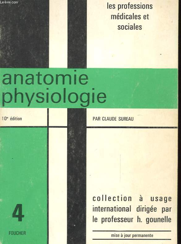 ANATOMIE PHYSIOLOGIE N°4