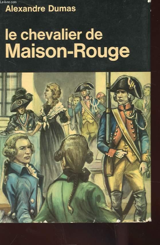 LE CHEVALIER MAISON-ROUGE