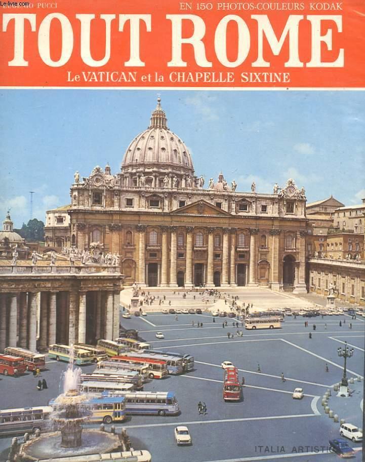 TOUT ROME ET LE VATICAN
