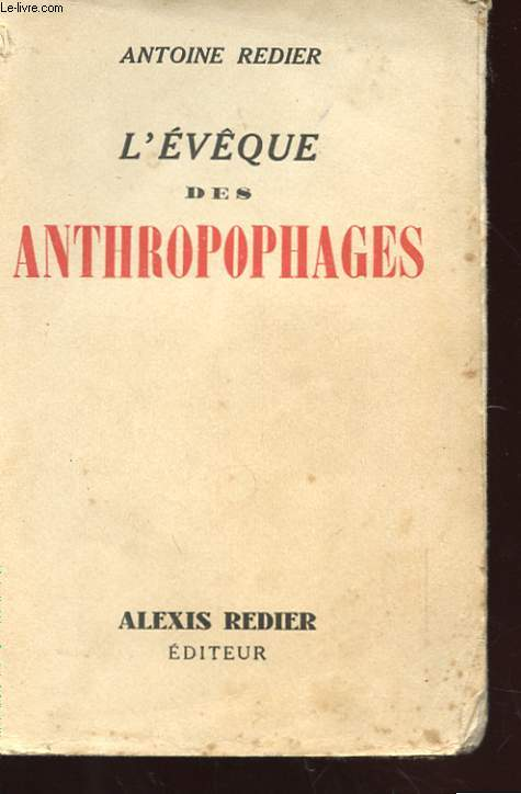 L'EVEQUE DES ANTHROPOPHAGES