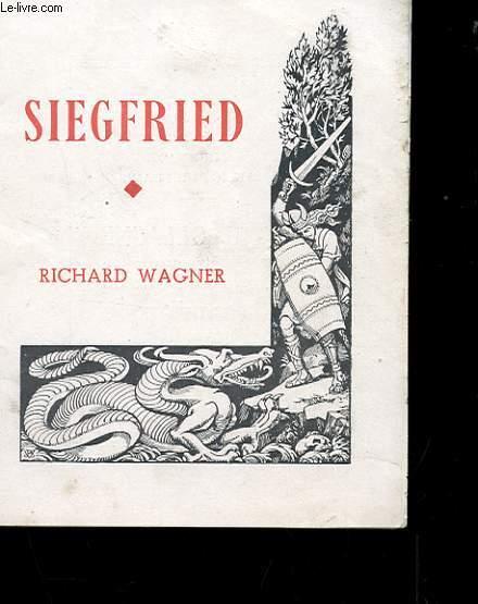 PROGRAMME OFFICIEL - 1943-1944 - SIEFRIED