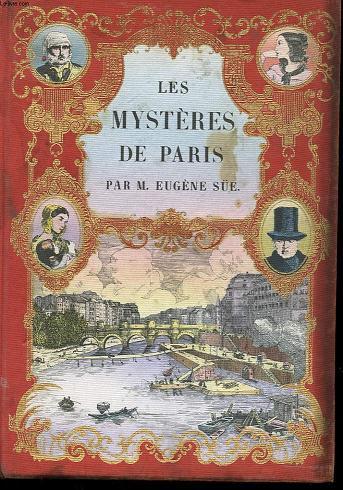 LES MYSTERES DE PARIS - TOME 2