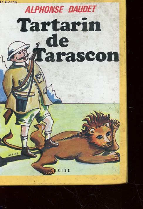 AVENTURES PRODIGIEUSES TARTARIN DE TARASCON