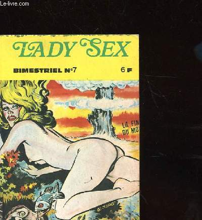 LADY SEX BIMESTRIEL N°7