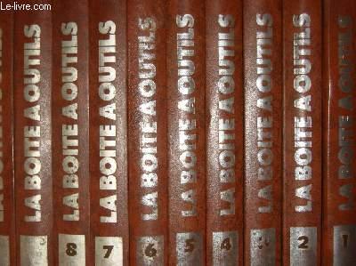 LA BOITE A OUTILS EN 10 VOLUMES / 120 NUMEROS