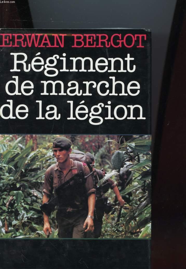 REGIMENT DE MARCHE DE LA LEGION
