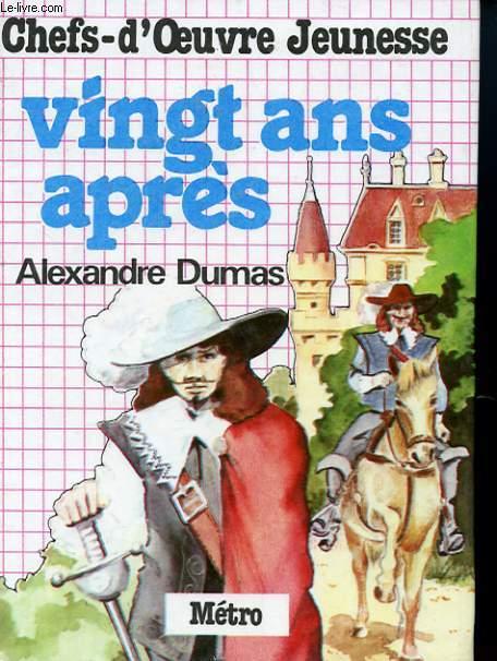 CHEFS D'OEUVRE JEUNESSE - VINGT ANS APRES