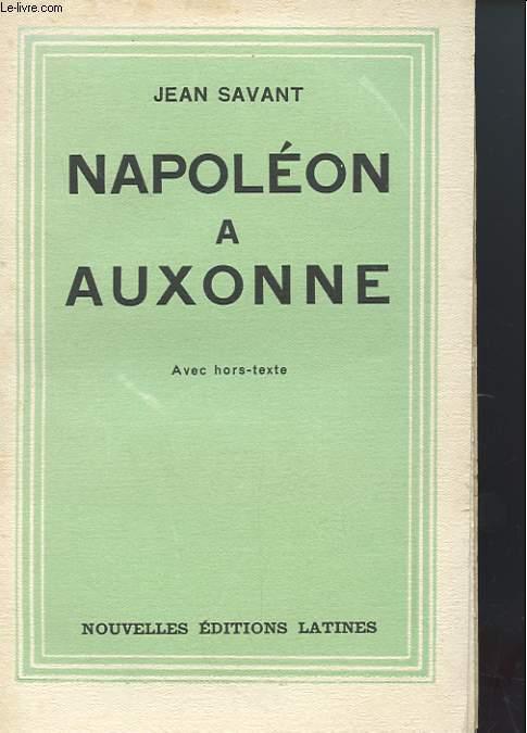NAPOLEON A AUXONNE