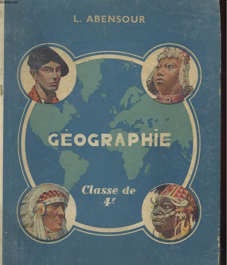 GEOGRAPHIE - CLASSE DE 4E - L'EUROPE ET L'ASIE RUSSE