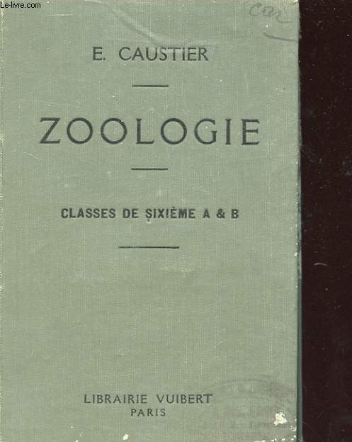 ZOOLOGIE - CLASSES DE SIXIEME A&B
