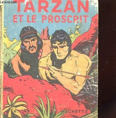 TARZAN ET LE PROSCRIT N°15