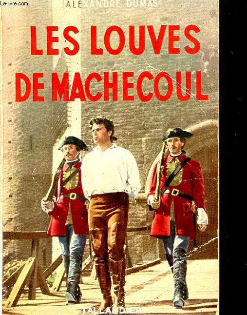 LES LOUVES DE MACHECOUL