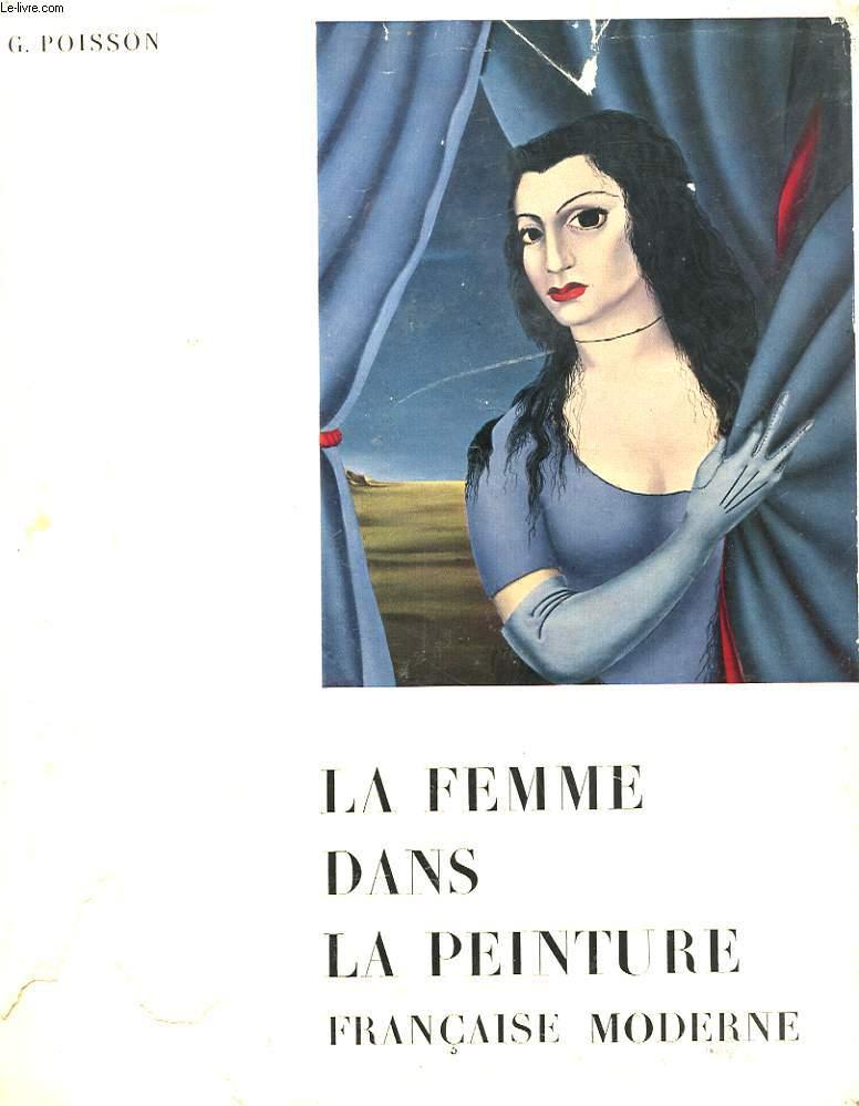 LA FEMME DANS LA PEINTURE FRANCAISE MODERNE