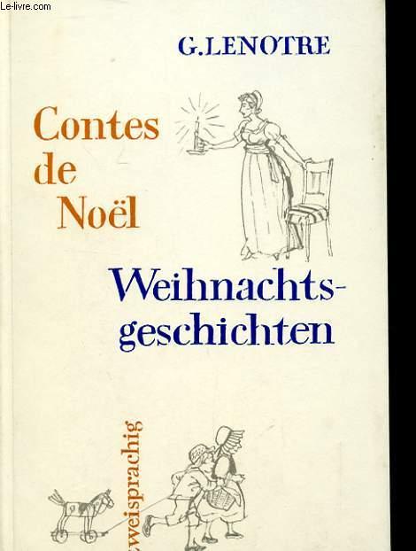 CONTES DE NOËL - WEIHNACHTS-GESCHICHTEN