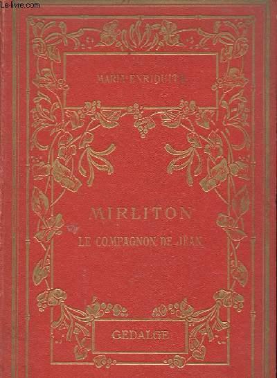 MIRLITON - LE COMPAGNON DE JEAN