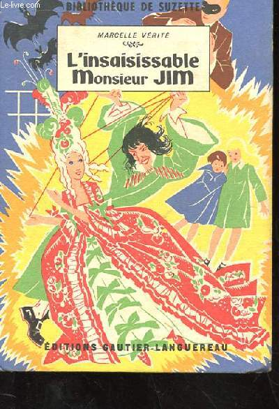 L'INSAISISSABLE MONSIEUR JIM