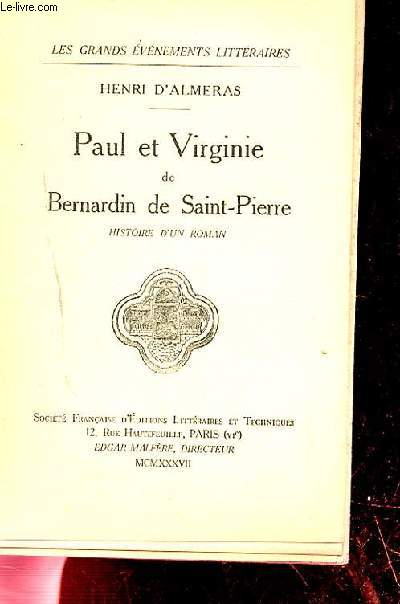 PAUL ET VIRGINE