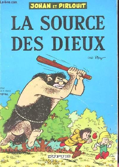 LA SOURCE DES DIEUX