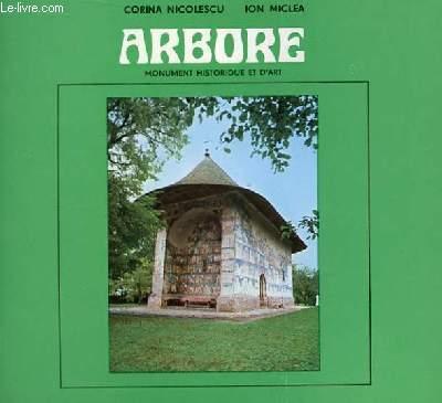 ARBORE - MONUMENT HISTORIQUE ET D'ART