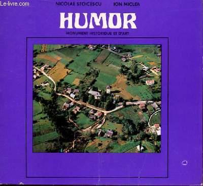 HUMOR - MONUMENT HISTORIQUE ET D'ART